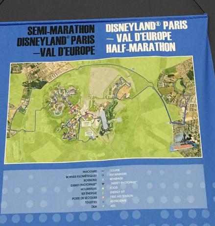 Race Review Rundisney 2016 Inaugural Disneyland Paris Half
