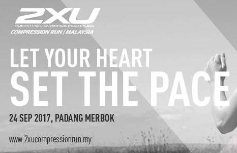 2XU Compression Run Malaysia 2017