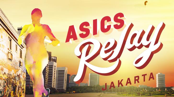 ASICS Relay Jakarta  2017