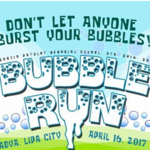 Bubble Run 2017 – Philipines