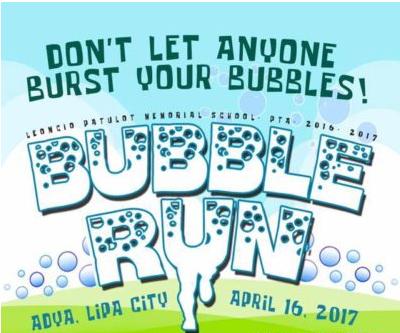 Bubble Run 2017 – Philipines