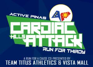 Cardiac Hills Attack 2017: Run For Thirdy