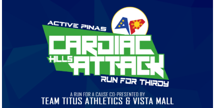 Cardiac Hills Attack 2017: Run For Thirdy
