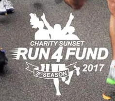 Palm Resort Charity Sunset Run4Fund – 3rd Season 2017