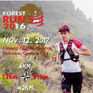Compressport Forest Run 2017 – Philipines