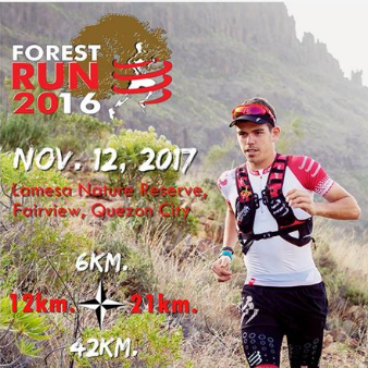 Compressport Forest Run 2017 – Philipines