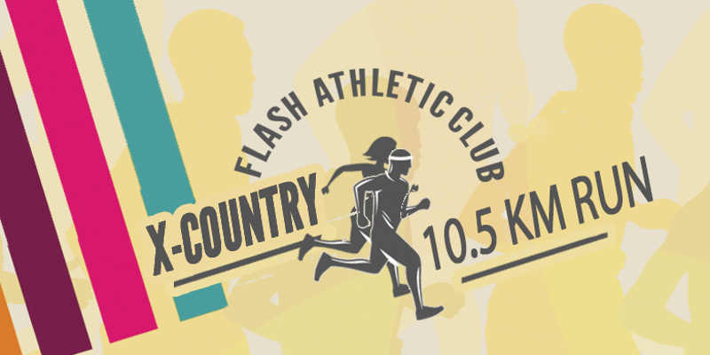 Flash Cross Country (Macritchie Reservoir Park) 2017