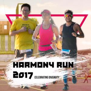 Harmony Run 2017