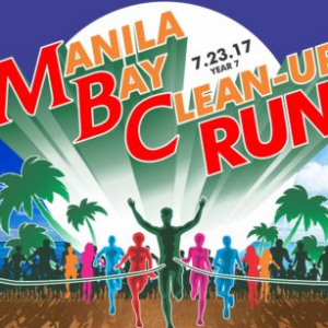 Manila Bay Clean Up Run 2017