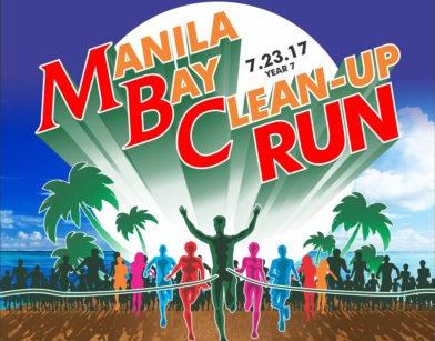 Manila Bay Clean Up Run 2017