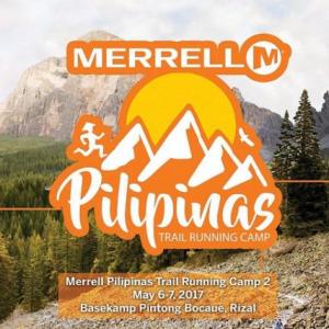 Merrell Pilipinas Trail Running Camp 2017