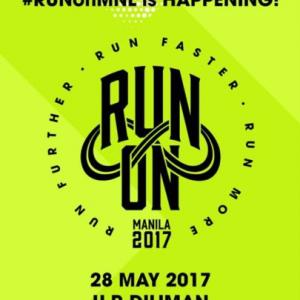New Balance Run on Manila 2017