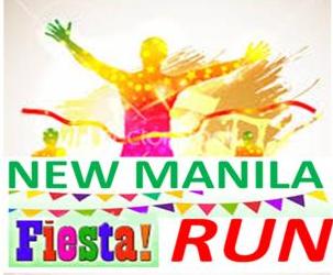 New Manila Fiesta Run 2017