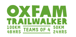Oxfam Trail Walker Tohoku 2017