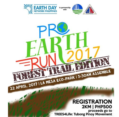 PRO Earth Run 2017