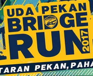 Uda Pekan Bridge Run 2017