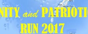 Unity And Patriotic Run 2017