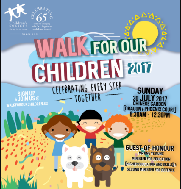 Walk for Our Children 2017