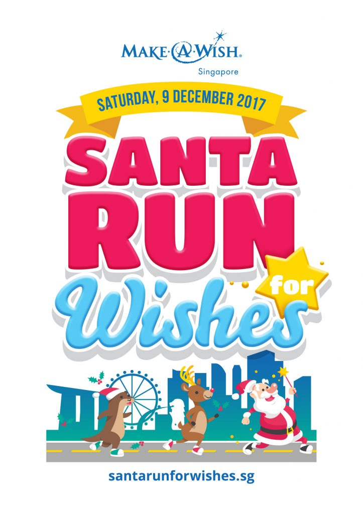 Santa Run for Wishes 2017