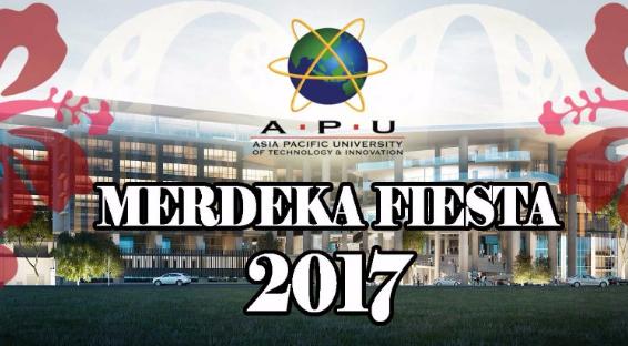 Merdeka Fiesta 2017 Unity Run