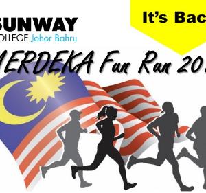 Merdeka Fun Run 2017