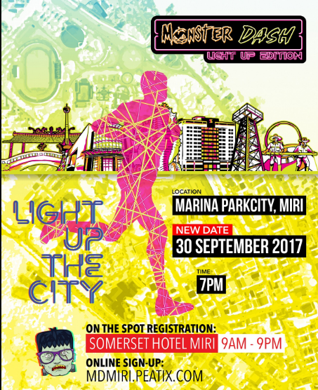 Monster Dash Miri – Light Up Edition 2017