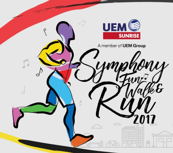 UEM Sunrise Symphony Fun Walk & Run 2017