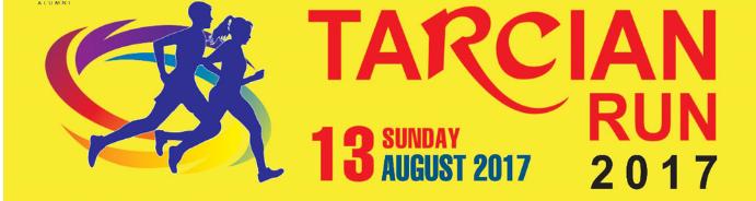 Tarcian Run 2017