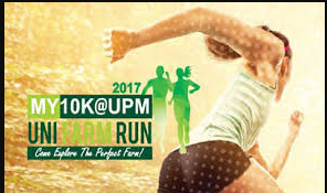 MY 10K@UPM Uni Farm Run 2017