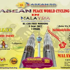 1 ASEAN Peace World Cycling Tour 2017