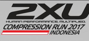 2XU Compression Run Indonesia 2017
