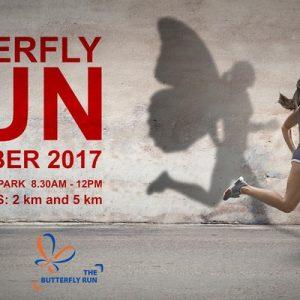 The Butterfly Run 2017