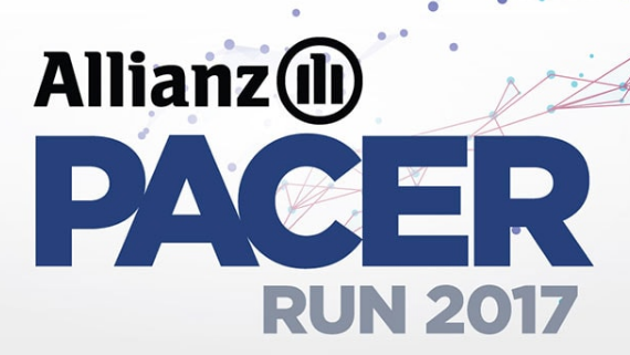Allianz Pacer Run 2017