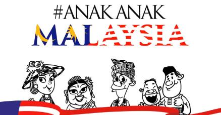 Anak Anak Malaysia Walk Penang 2017