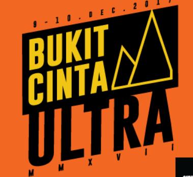 Bukit Cinta Ultra 2017