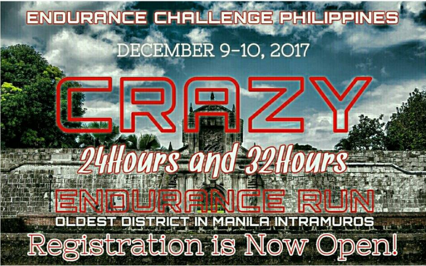 Crazy 24 Hours And 32 Hours Endurance Run 2017