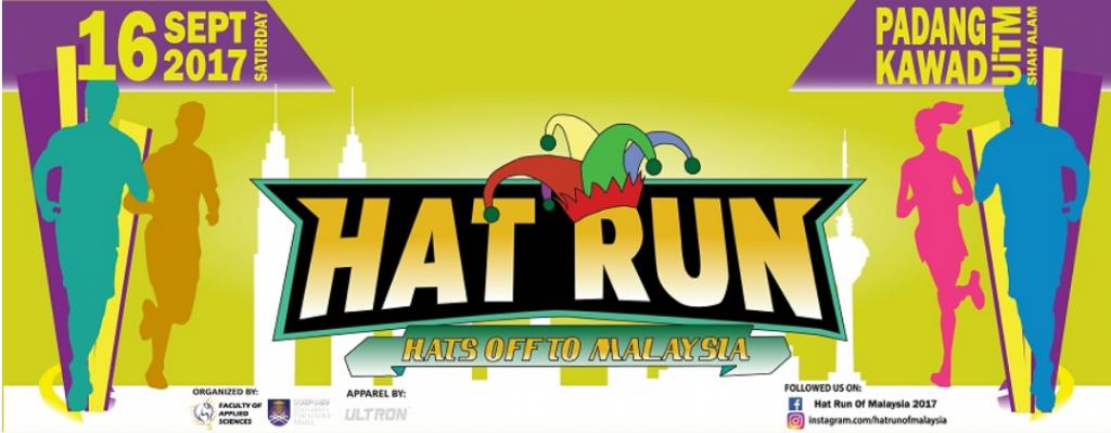 UiTM Hat Run 2017