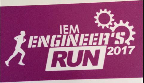 IEM Engineering Run 2017 – E-Finity Run