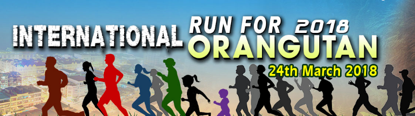 International Run For OrangUtan 2018