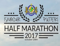 Iskandar Puteri Half Marathon 2017