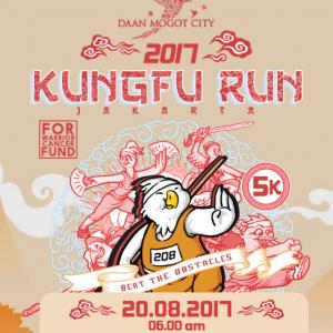 Kungfu Run Jakarta 2017