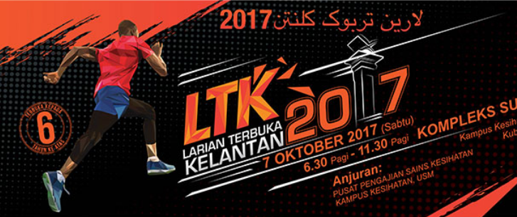 Kelantan Open Run 2017