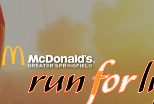 McDonald's Greater Springfield Run For Life 2017