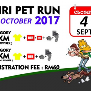 Miri Pet Run 2017