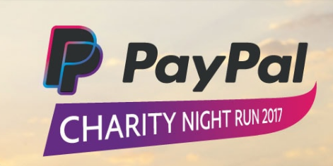 PayPal Charity Night Run 2017