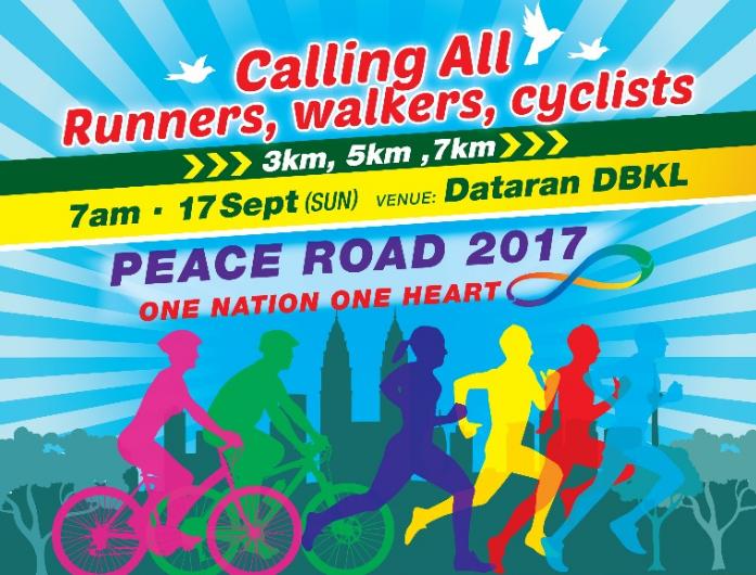 Peace Road 2017