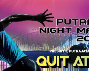 Putrajaya Night Marathon 2017