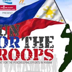 Run For The Troops 2017