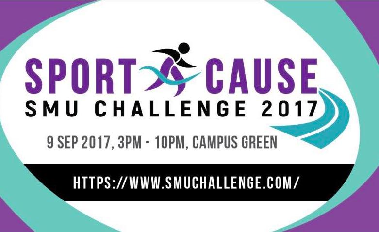 SMU Challenge Sport-A-Cause 2017