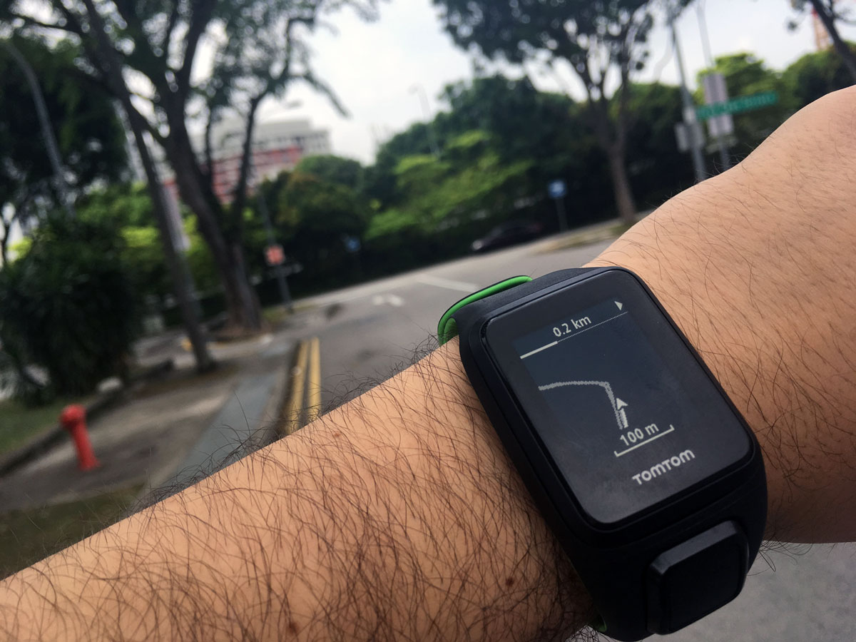 gear review tomtom runner 3 just run lah. Black Bedroom Furniture Sets. Home Design Ideas
